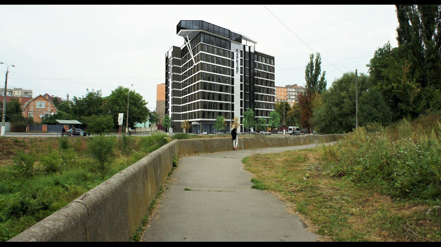 Проект паркинга (изображение 18)
