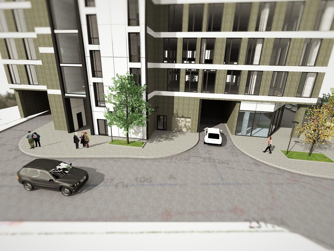 Проект паркинга (изображение 7)