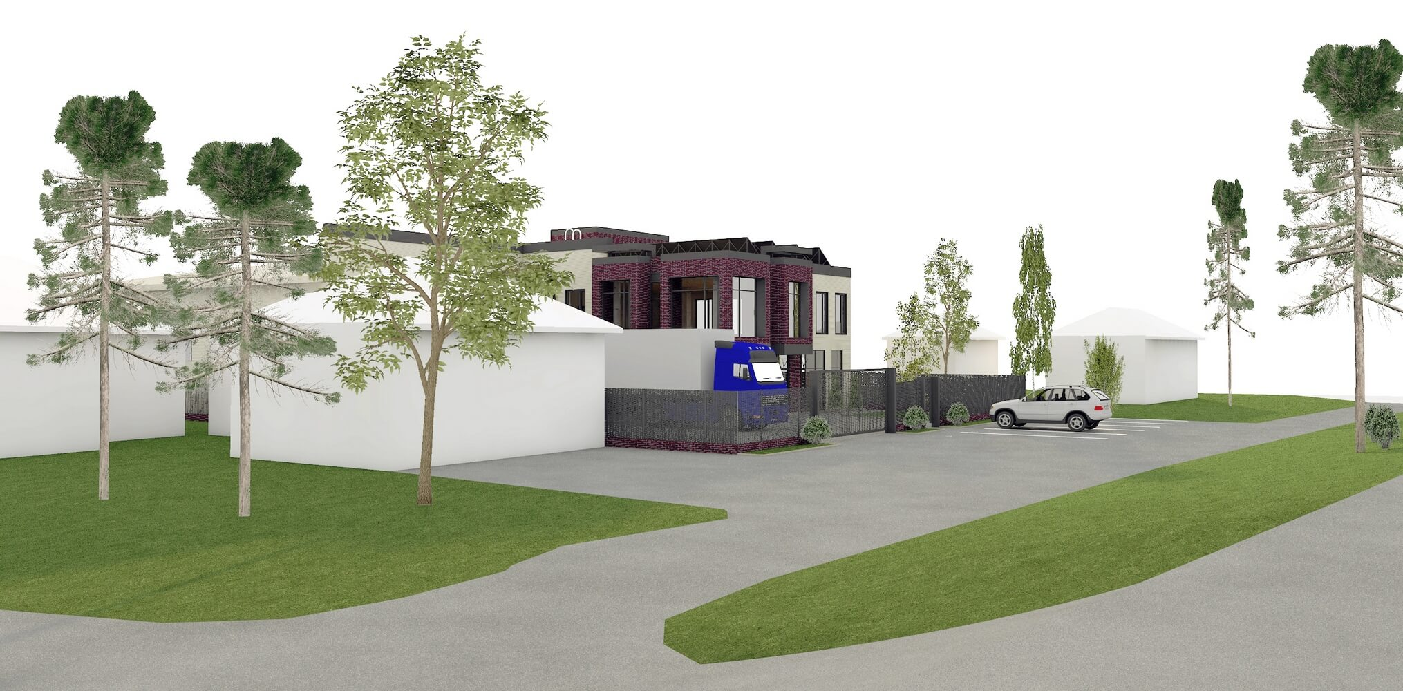 Проект магазина-склада (изображение 4)