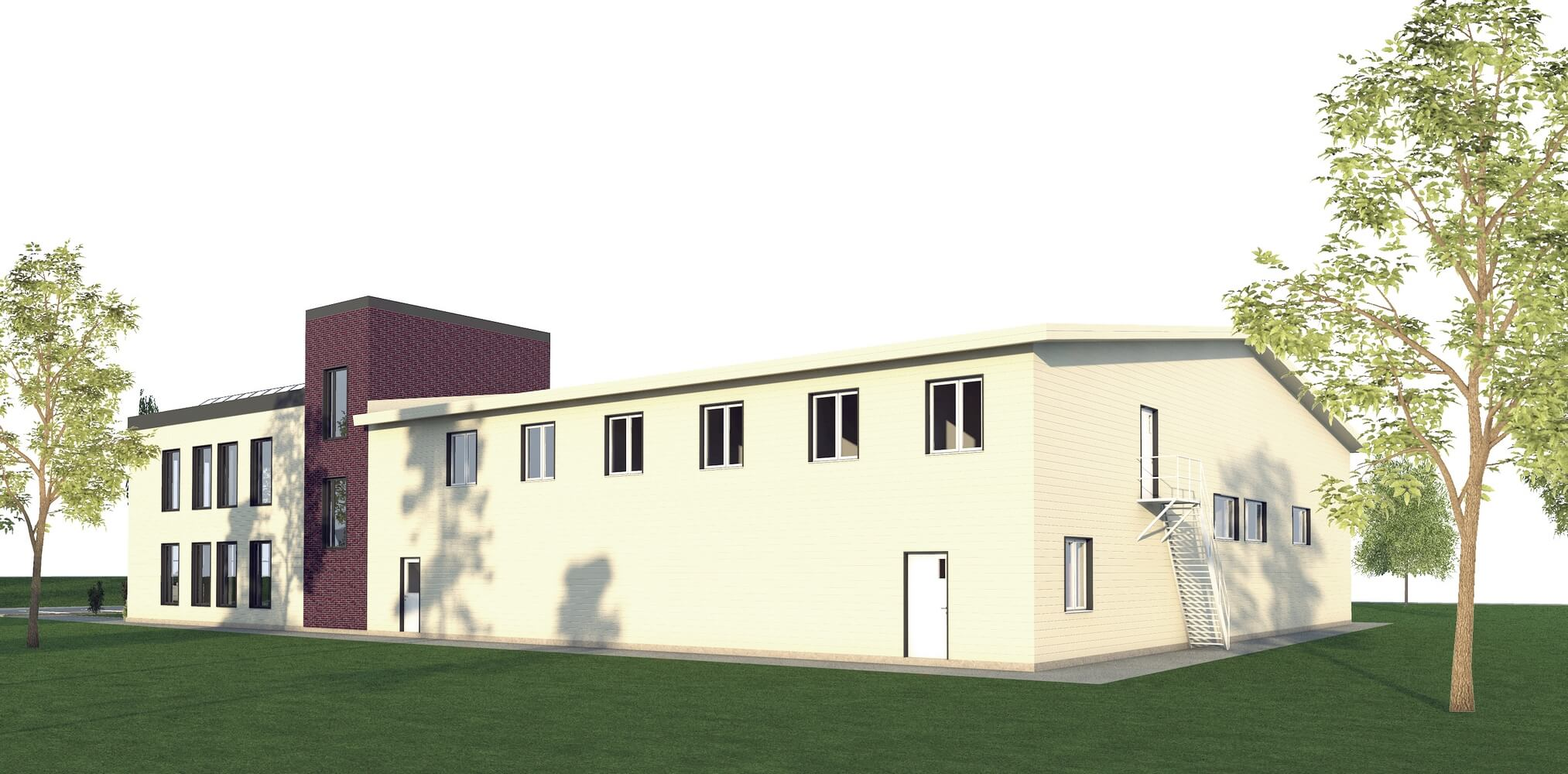 Проект магазина-склада (изображение 2)