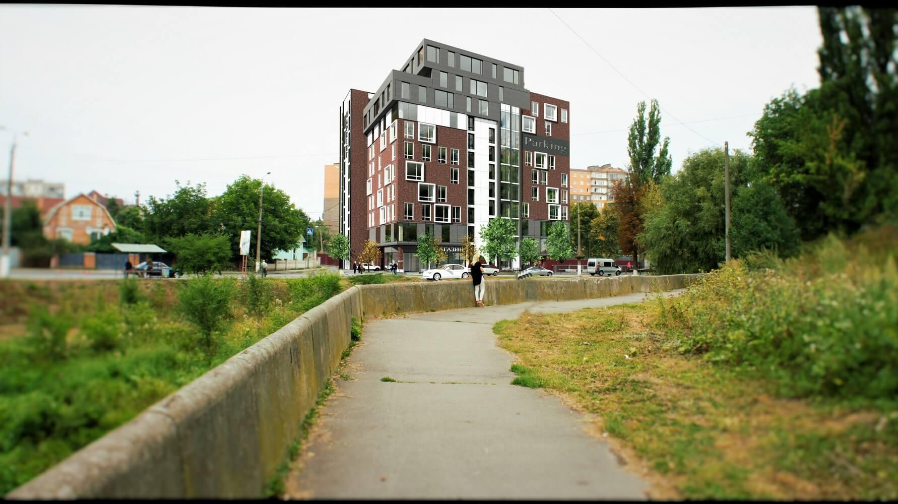 Проект паркинга (изображение 16)