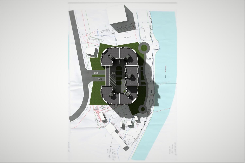 Проект многоэтажного здания (изображение 8)