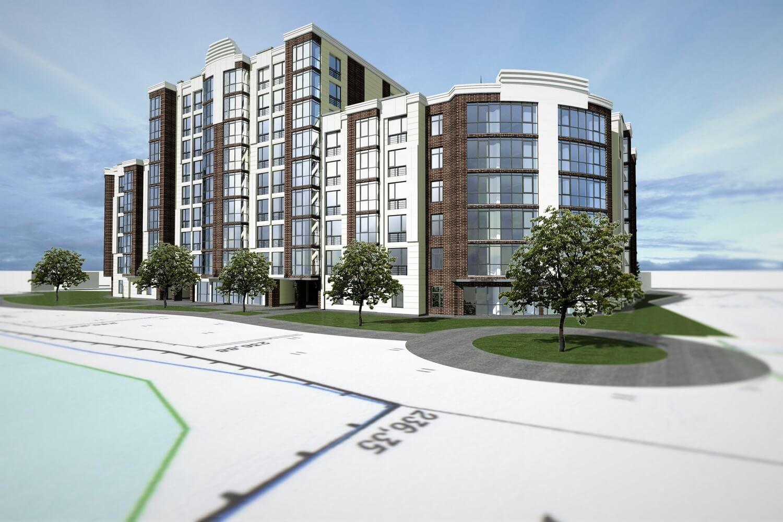 Проект многоэтажного здания (изображение 4)