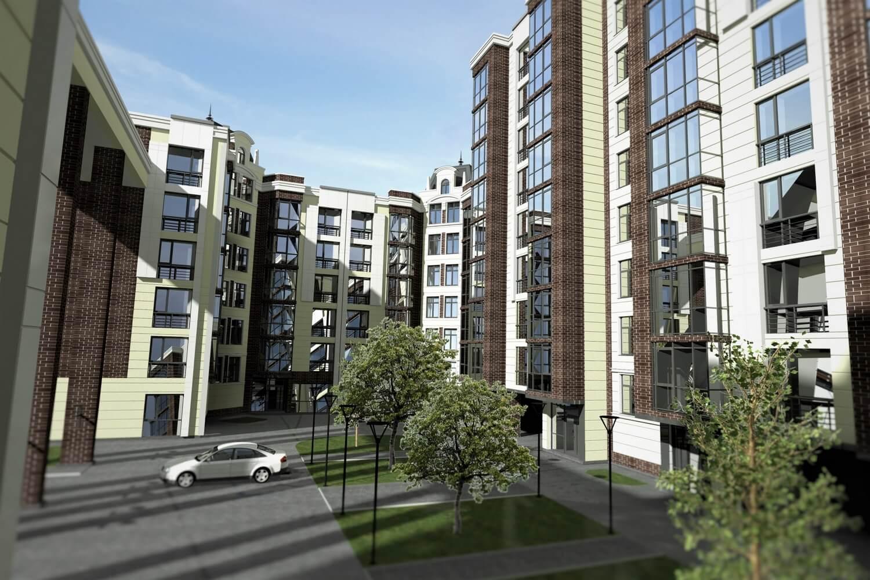 Проект многоэтажного здания (изображение 6)