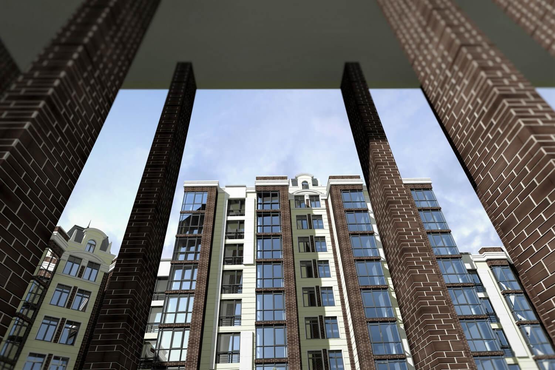 Проект многоэтажного здания (изображение 7)
