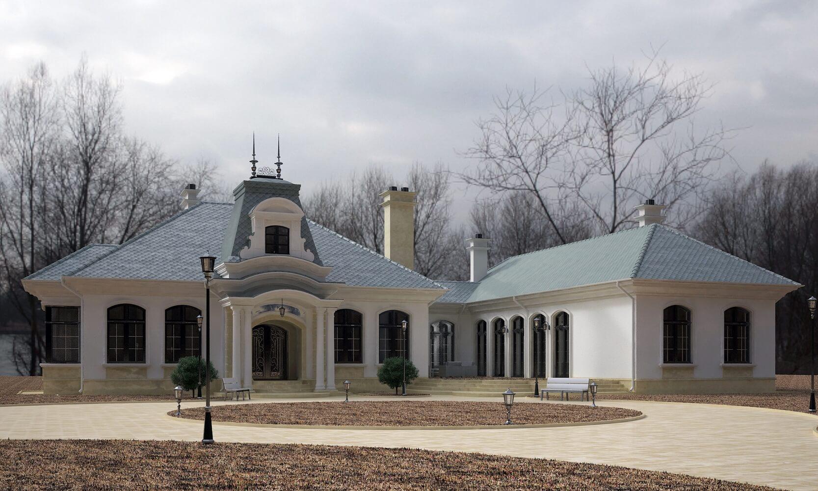 Загородный дом (изображение 7)