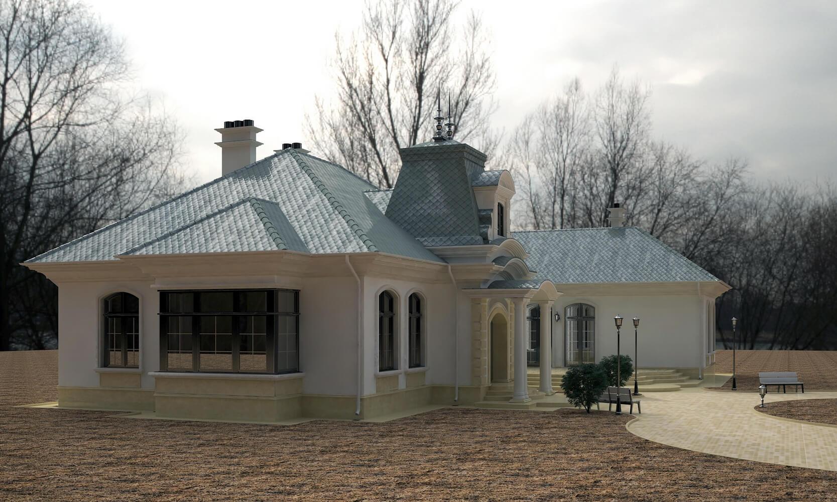 Загородный дом (изображение 5)