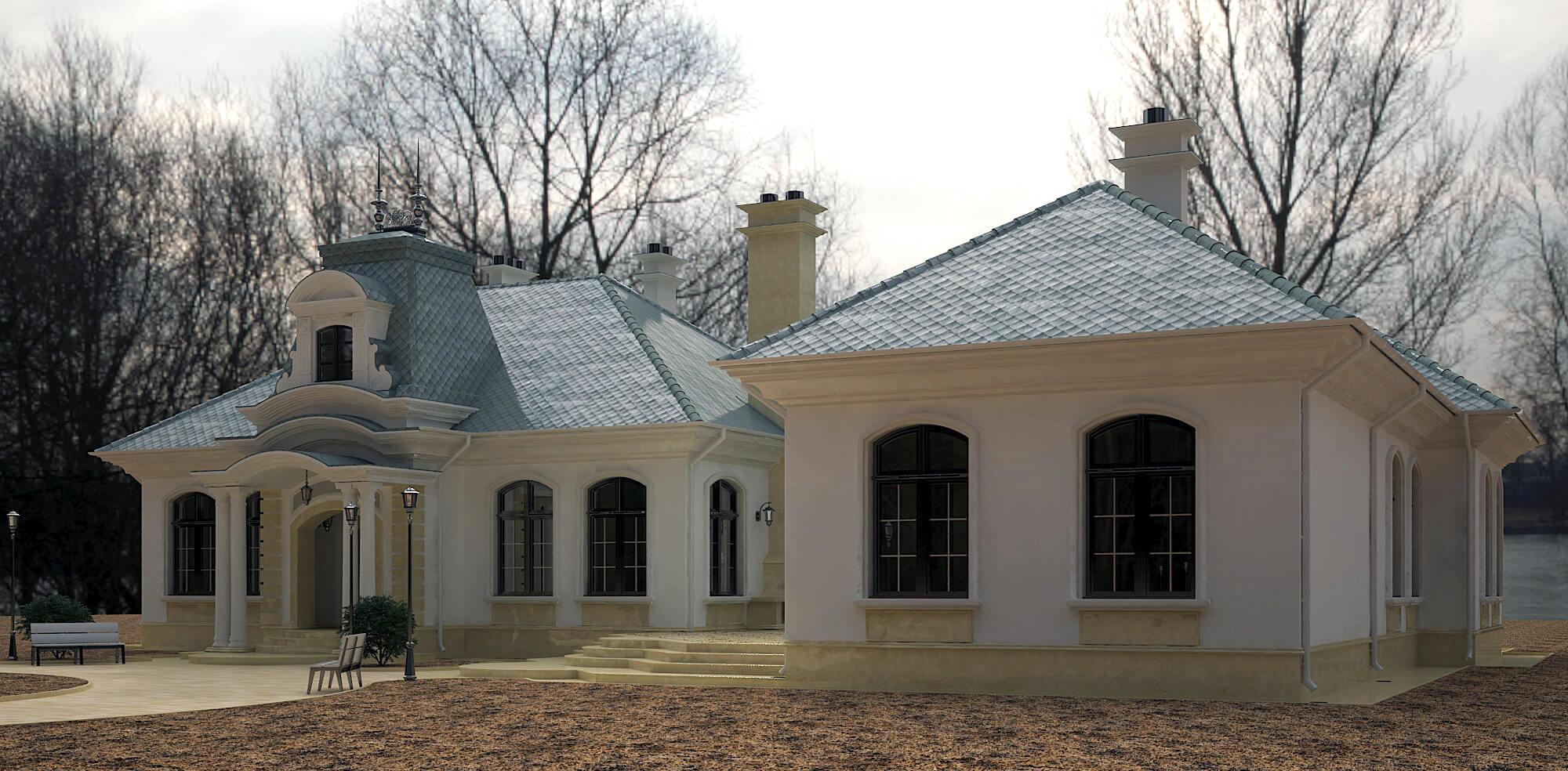 Загородный дом (изображение 3)