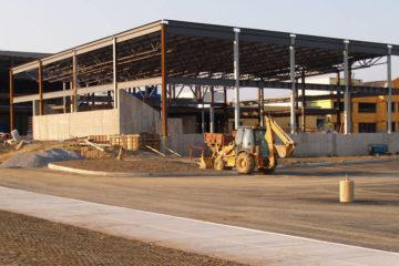 Осмечивание строительства и реконструкции сложных промышленных объектов