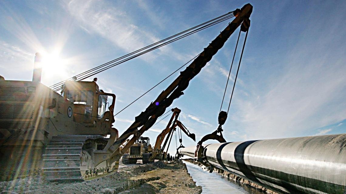 Комплексное снабжение объектов сырьем и оборудованием (фото)