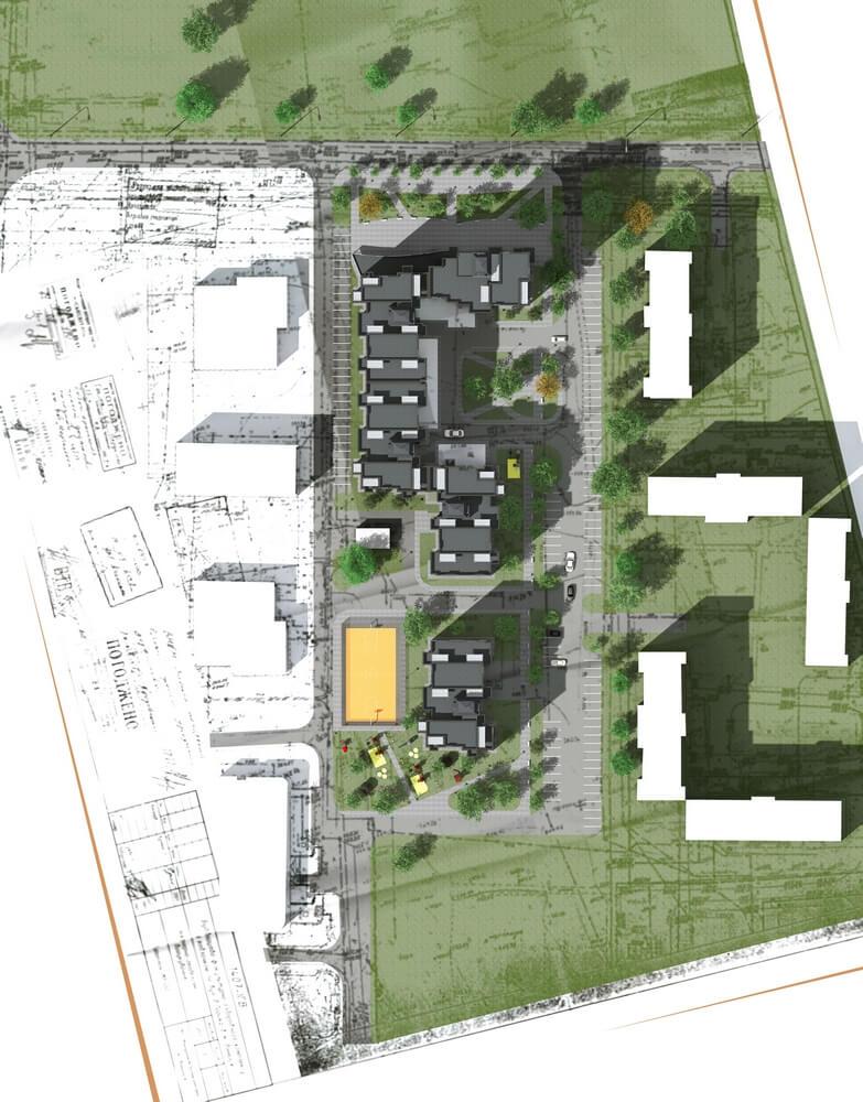 Проект многоквартирного дома (изображение 10)