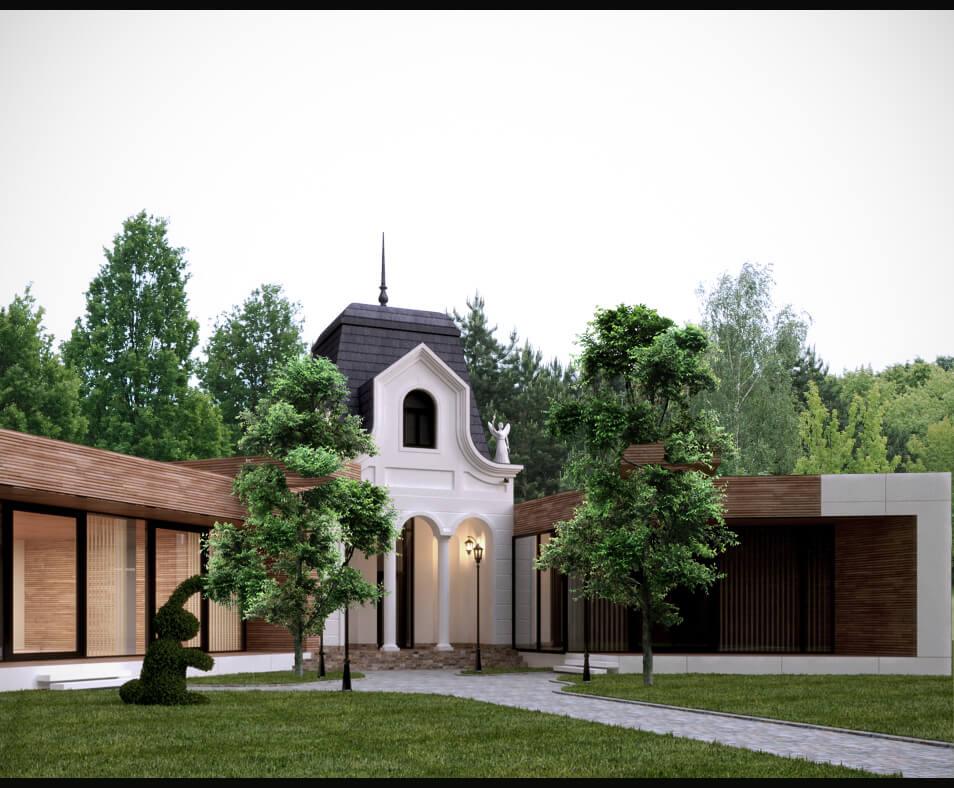 Проекты частных домов (изображение 2)