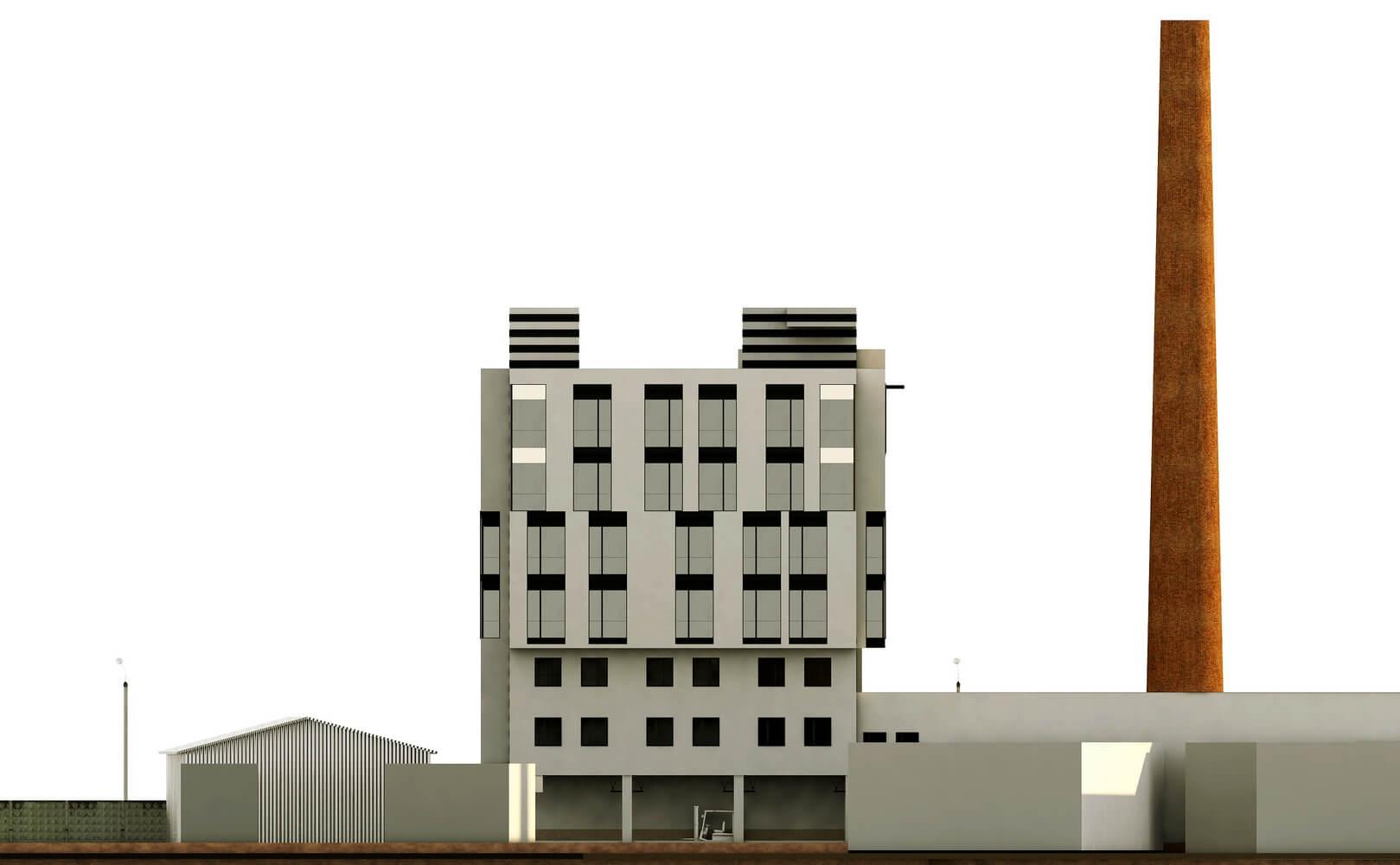 Проект офисного центра (изображение 9)