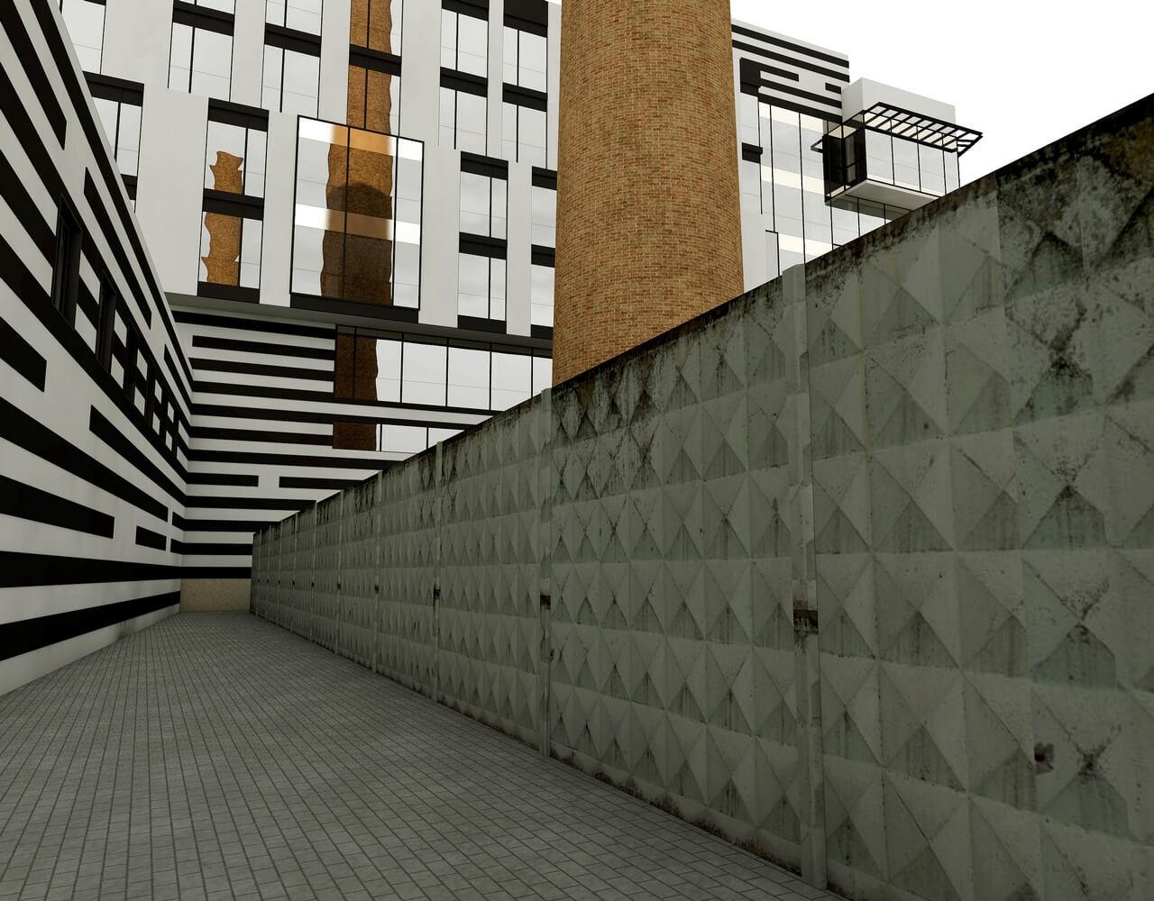 Проект офисного центра (изображение 5)