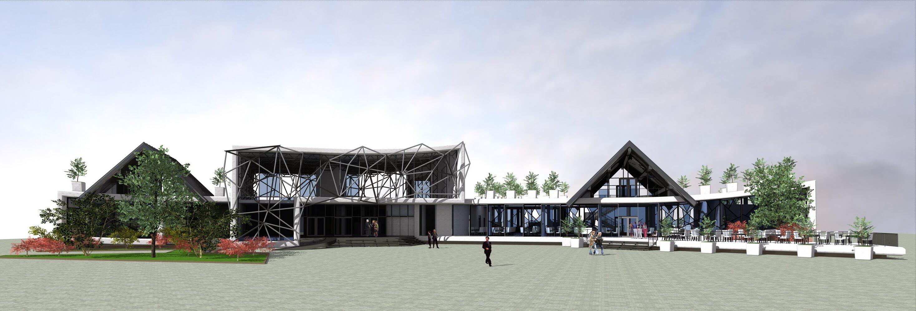 Каскад-Будинвест: проекты компании (изображение 1)