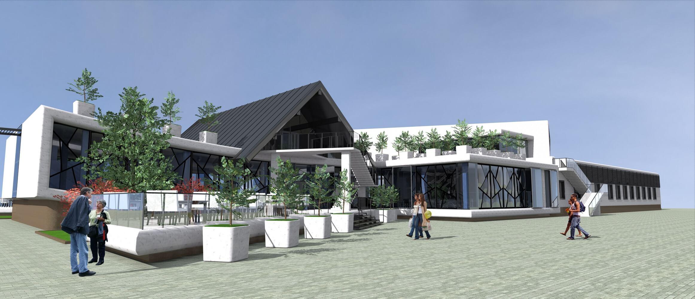 Каскад-Будинвест: проекты компании (изображение 2)