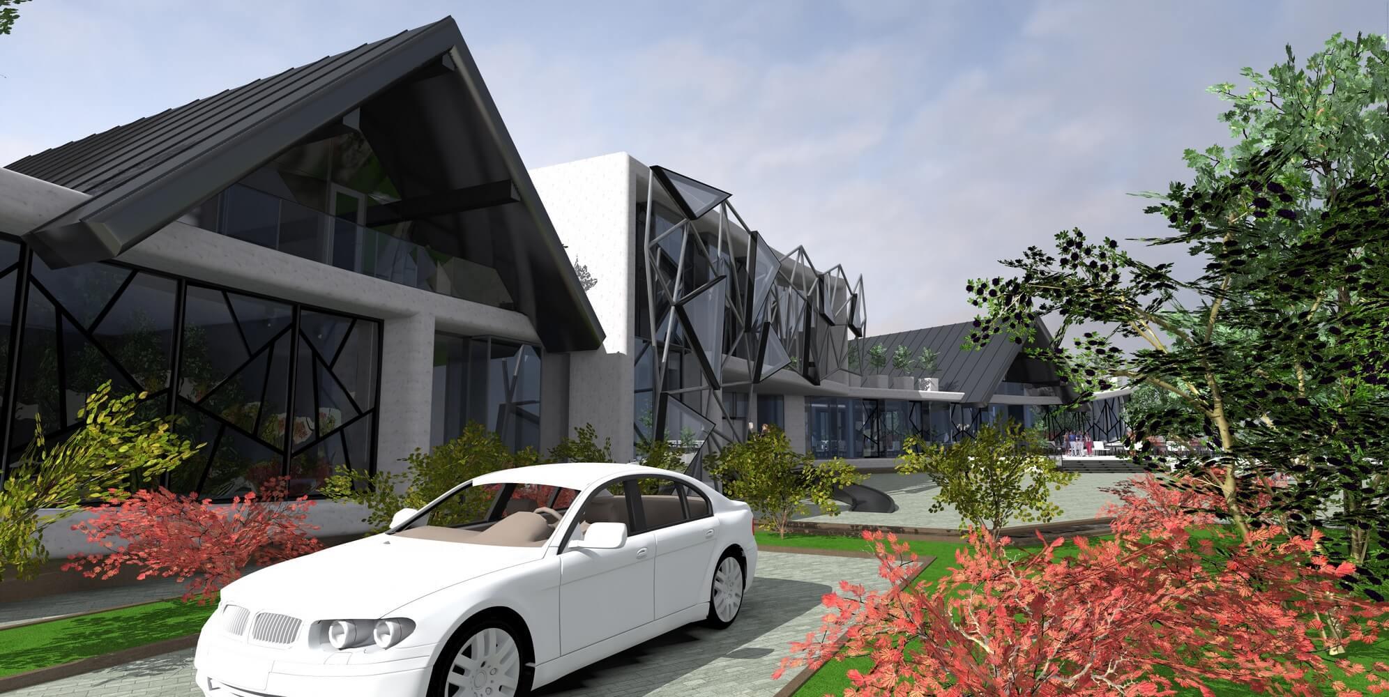 Каскад-Будинвест: проекты компании (изображение 4)