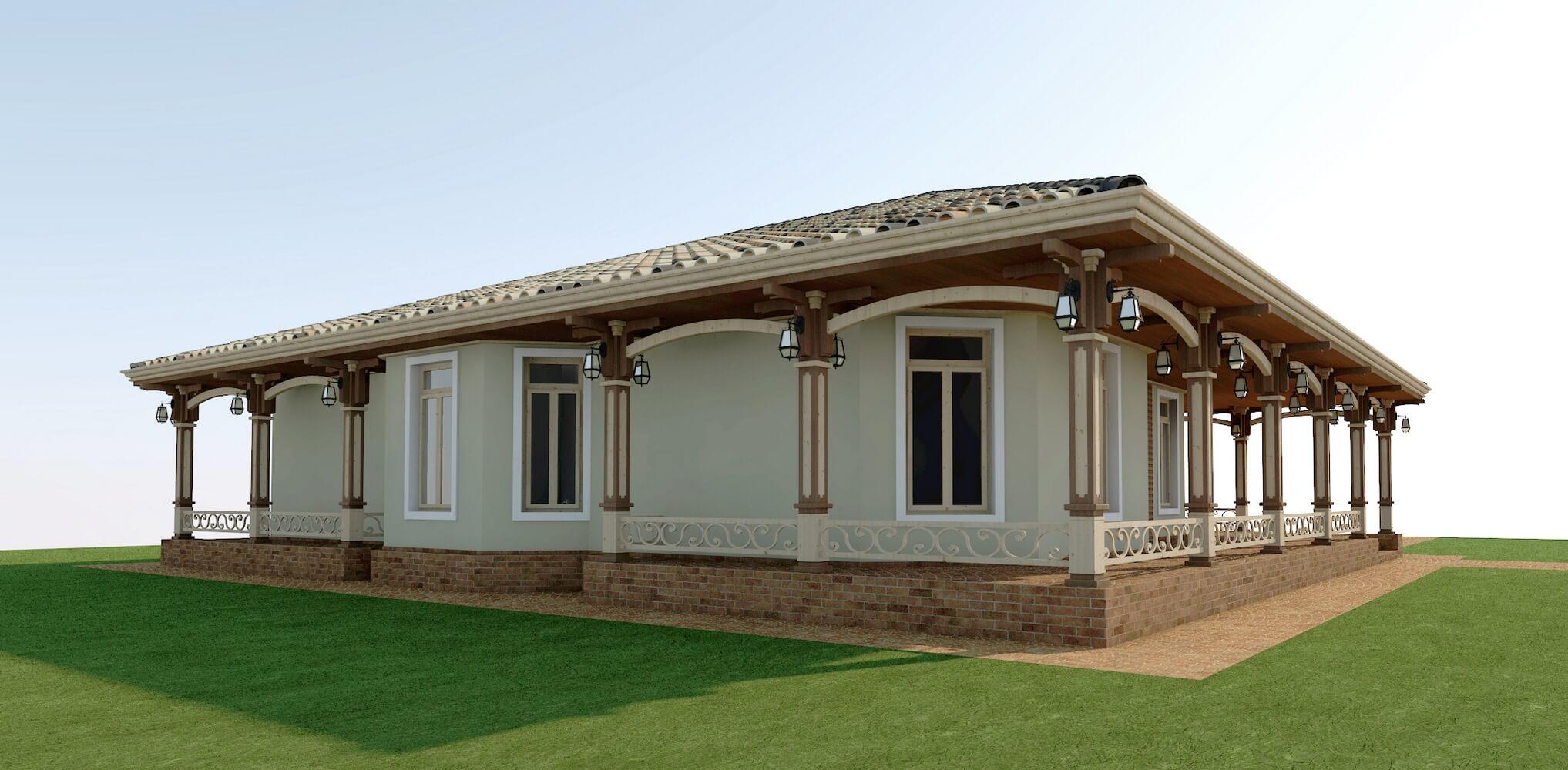 Проекты частных домов (изображение 7)