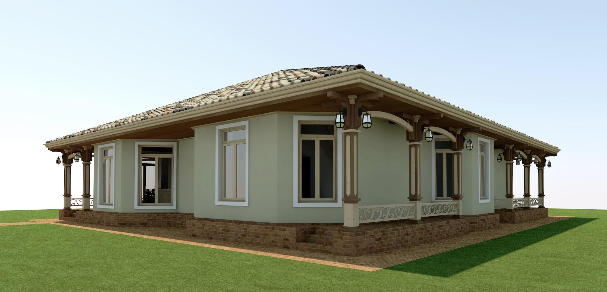 Проекты частных домов (изображение 8)