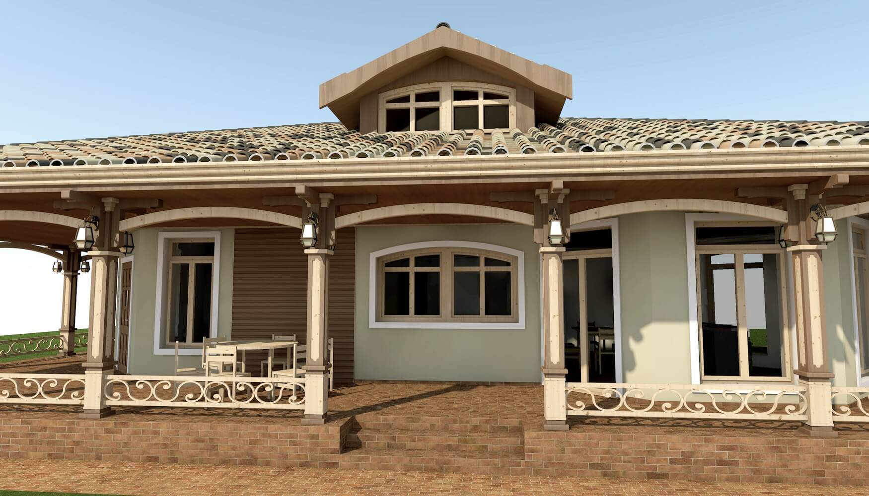 Проекты частных домов (изображение 11)