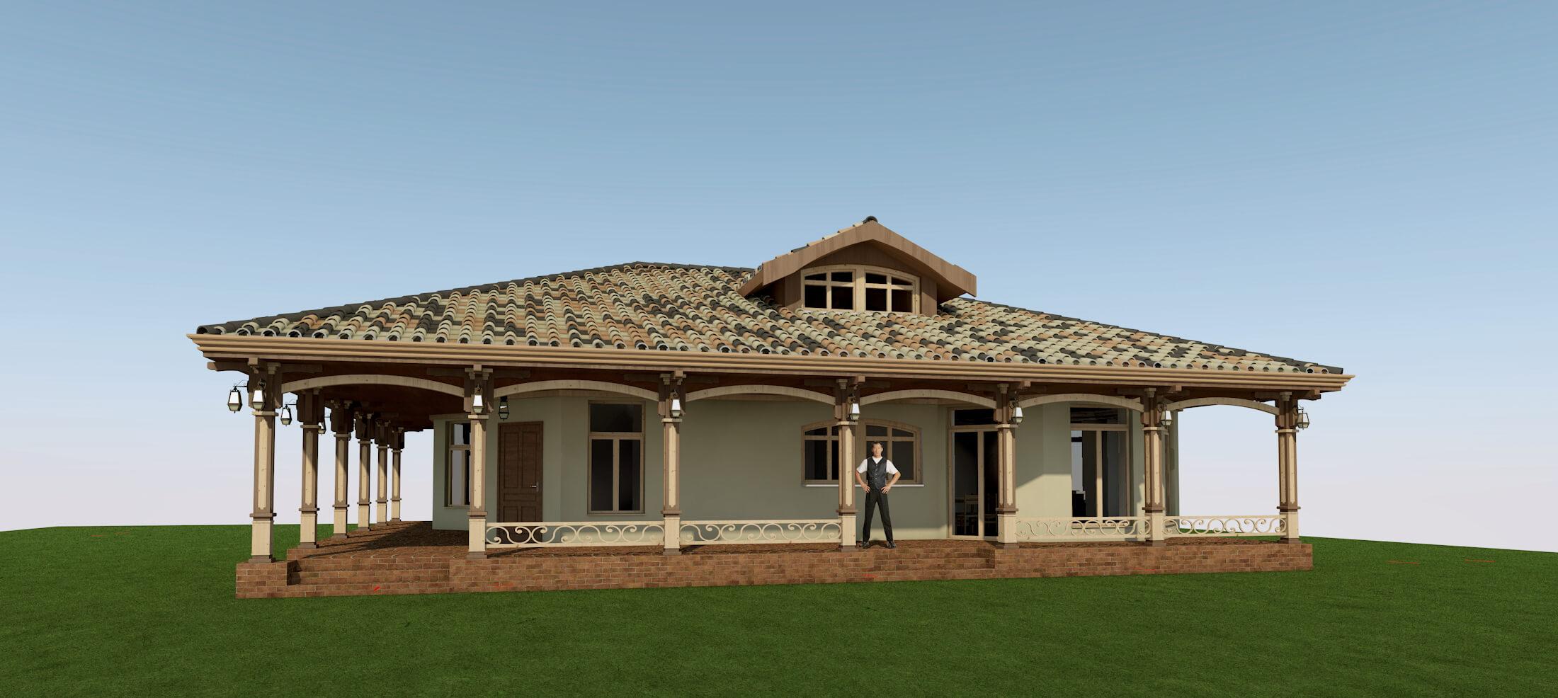 Проекты частных домов (изображение 3)