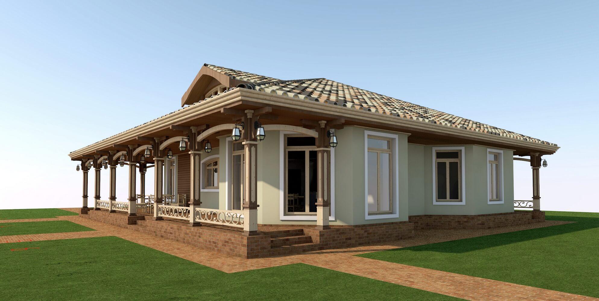 Проекты частных домов (изображение 5)