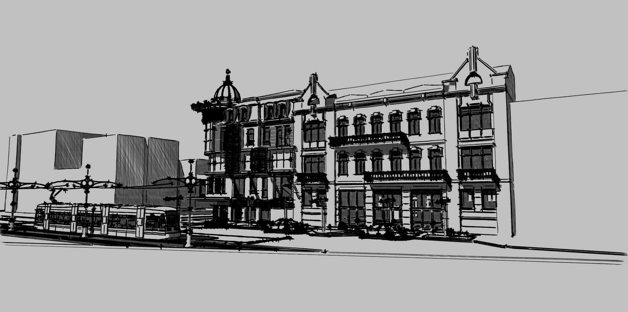 Каскад-Будинвест: проекты компании (изображение 14)