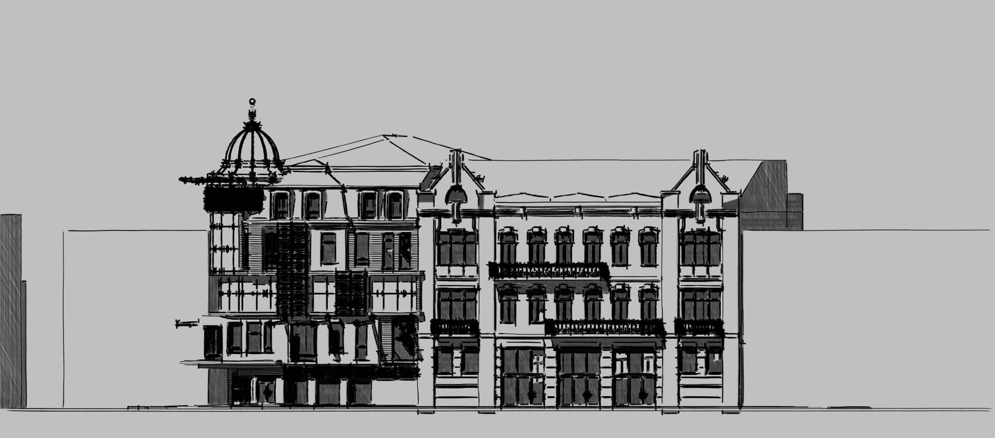 Каскад-Будинвест: проекты компании (изображение 11)
