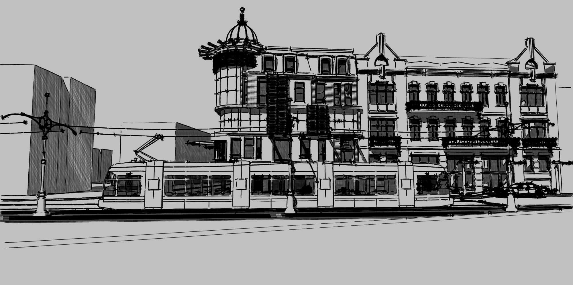 Каскад-Будинвест: проекты компании (изображение 24)