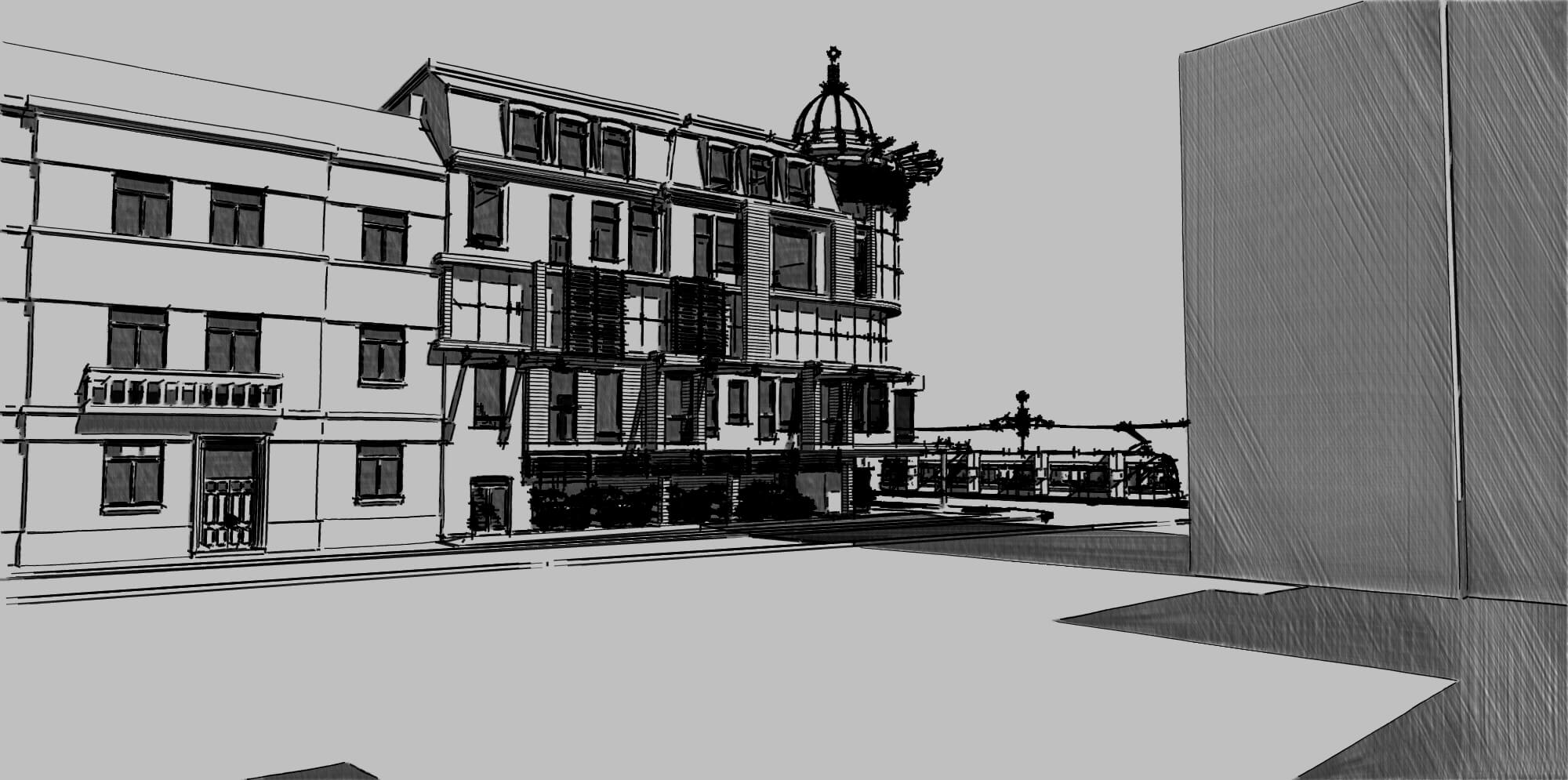 Каскад-Будинвест: проекты компании (изображение 30)