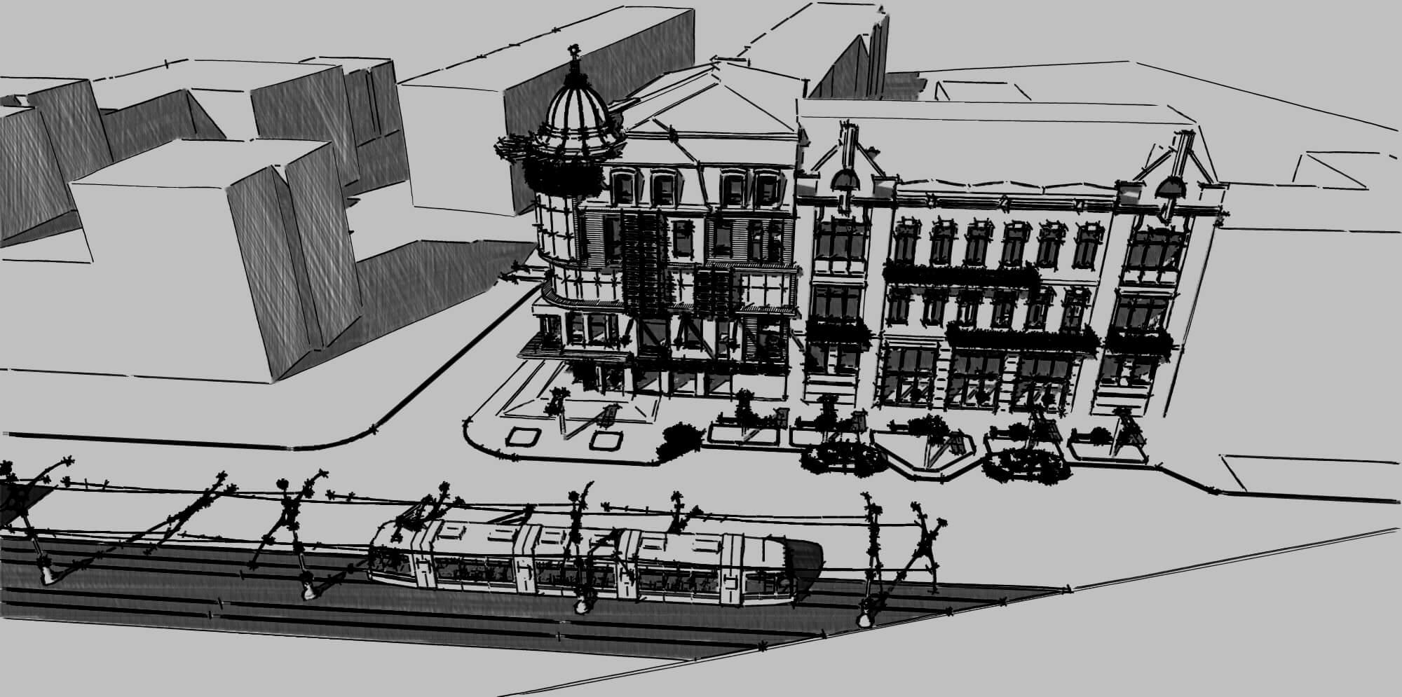 Каскад-Будинвест: проекты компании (изображение 31)