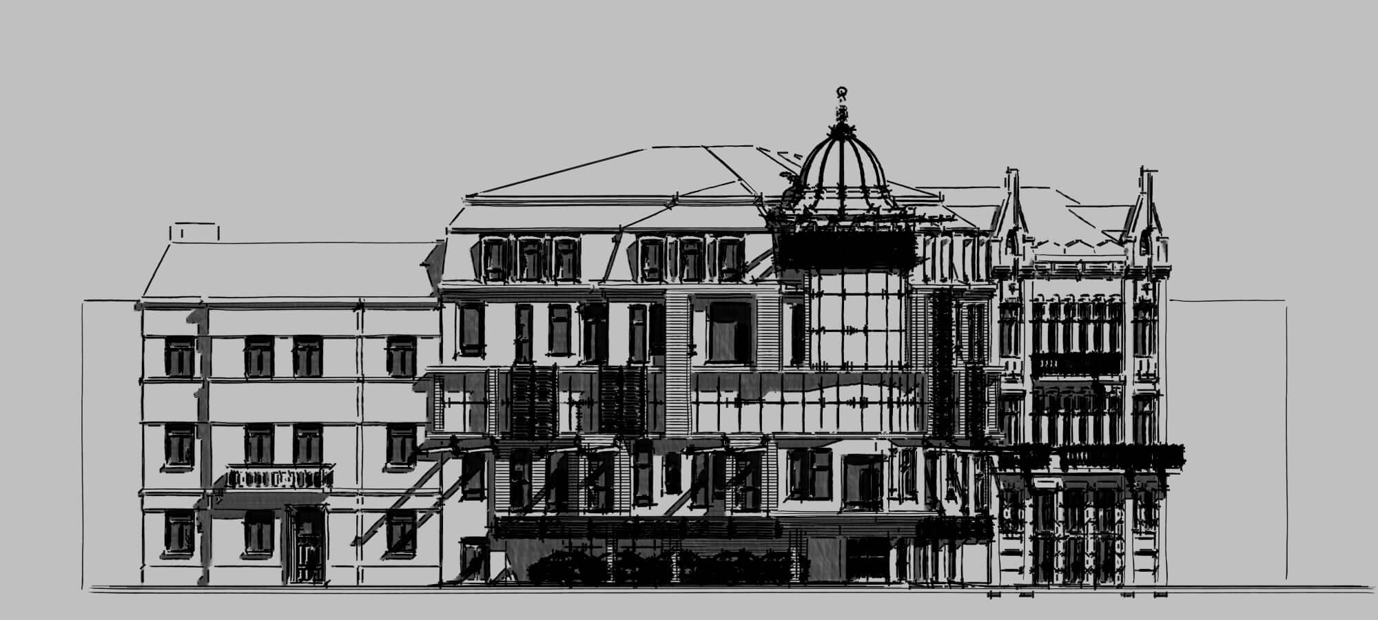 Каскад-Будинвест: проекты компании (изображение 13)