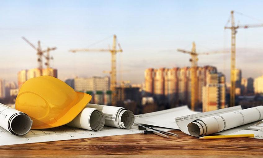 Строительство промышленных сооружений в Виннице. Фото чертежей