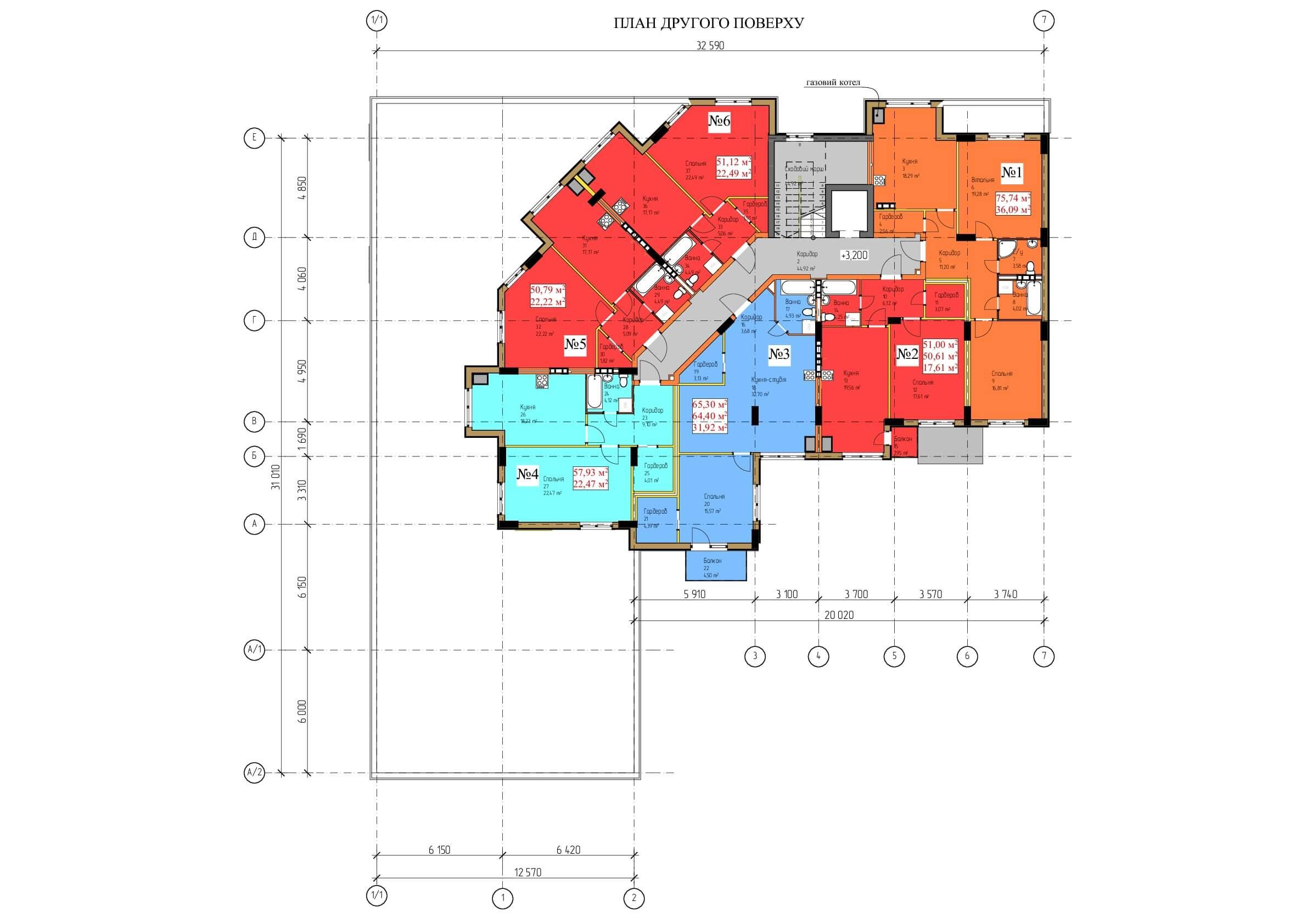 Дом в с. Агрономическое. Секция 1 (изображение 5)