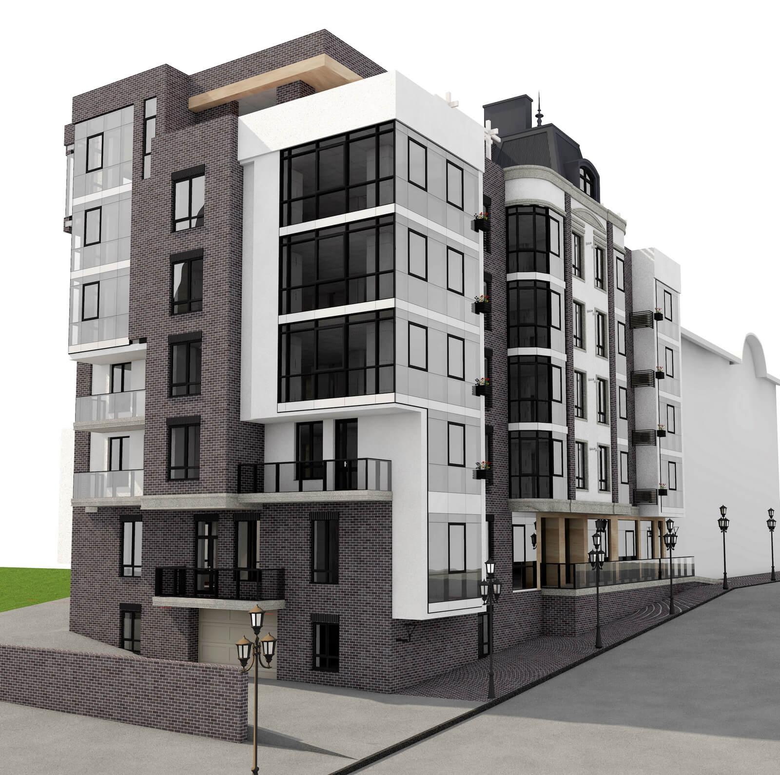Жилой дом по ул. Муры (изображение 1)