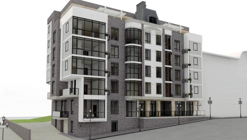 Жилой дом по ул. Муры (изображение 2)