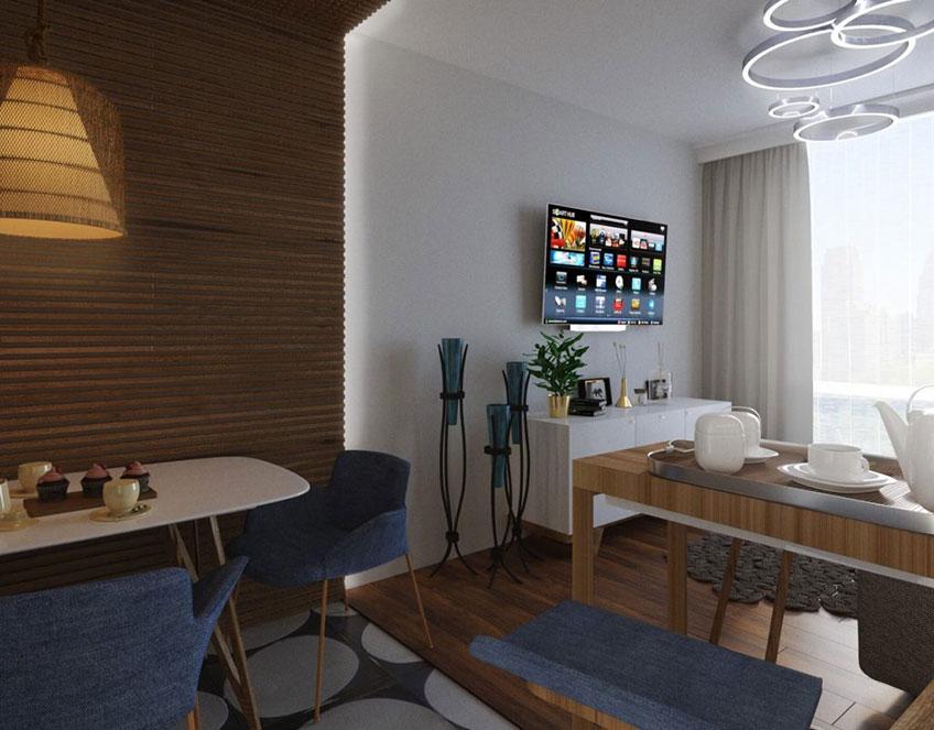 Смарт-квартиры в Виннице. Интерьер квартиры