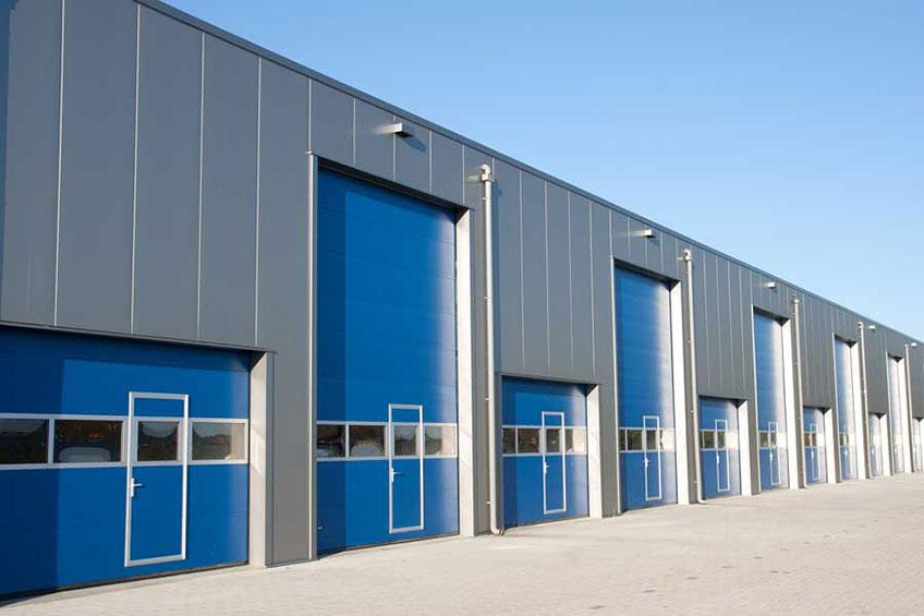 Проектирование промышленных зданий и предприятий. Фото здания