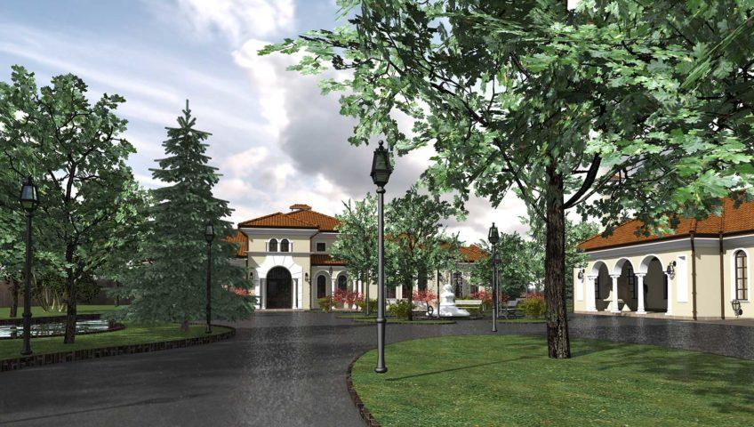Жилой дом в г. Бар (фото 1)