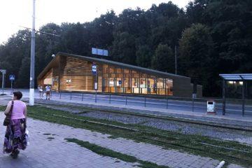 Проектное предложение торгового павильона (фото 1)