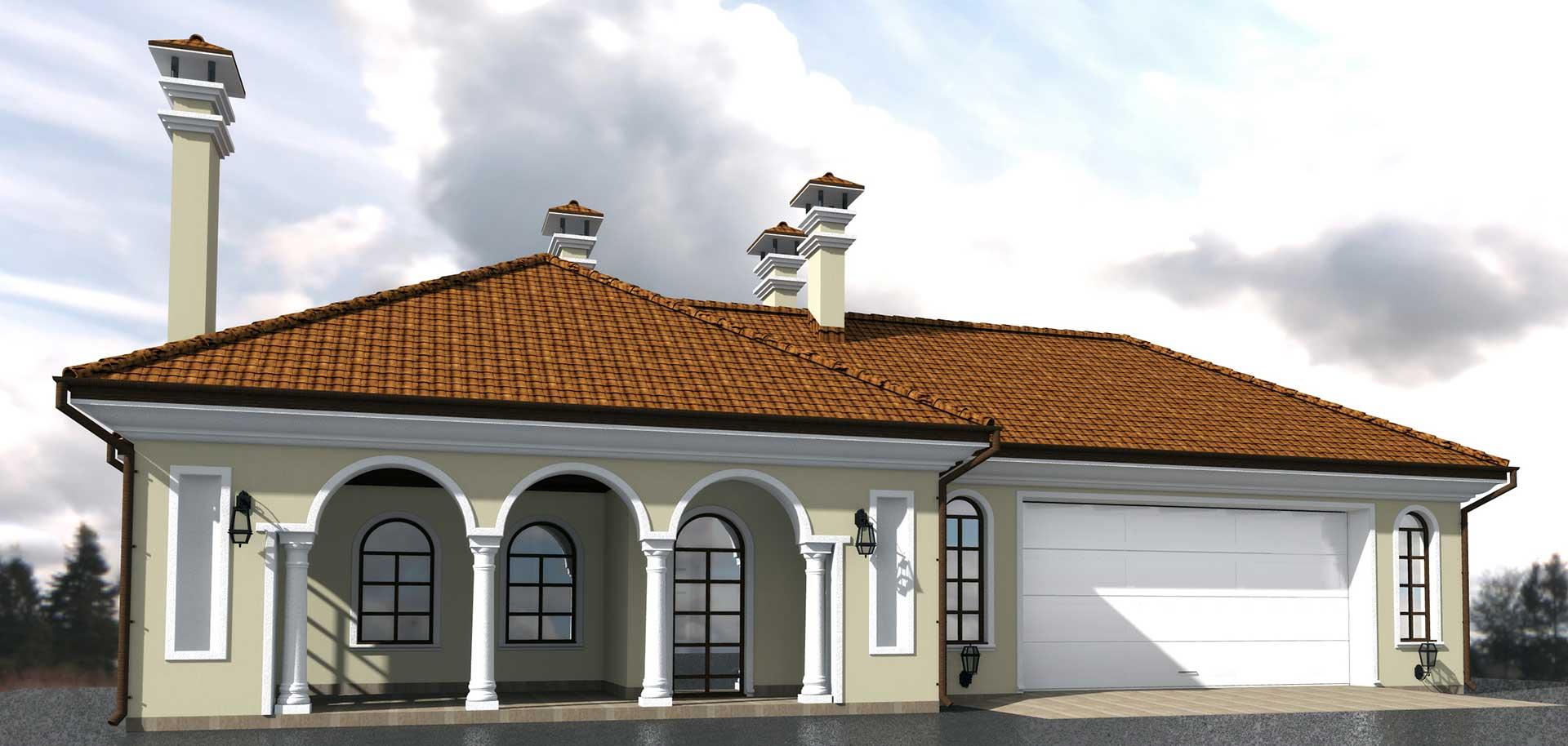 Жилой дом в г. Бар (фото 10)