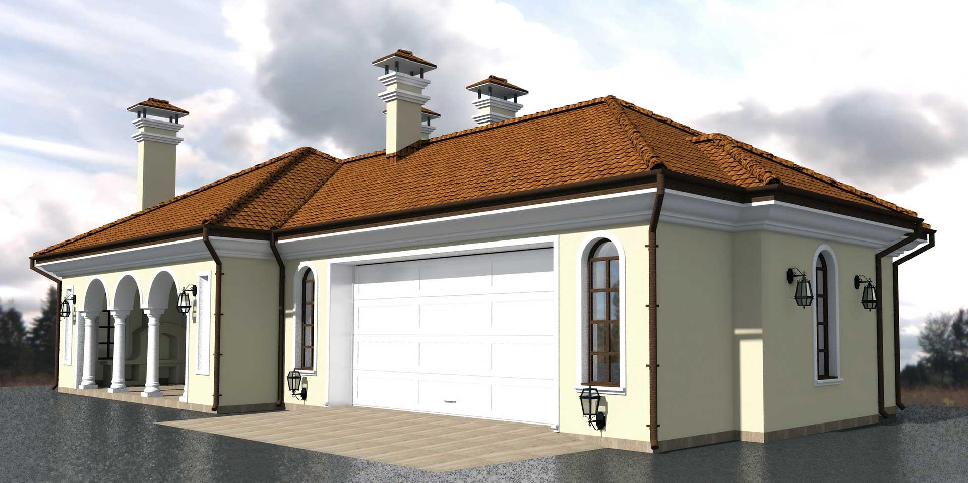 Жилой дом в г. Бар (фото 11)