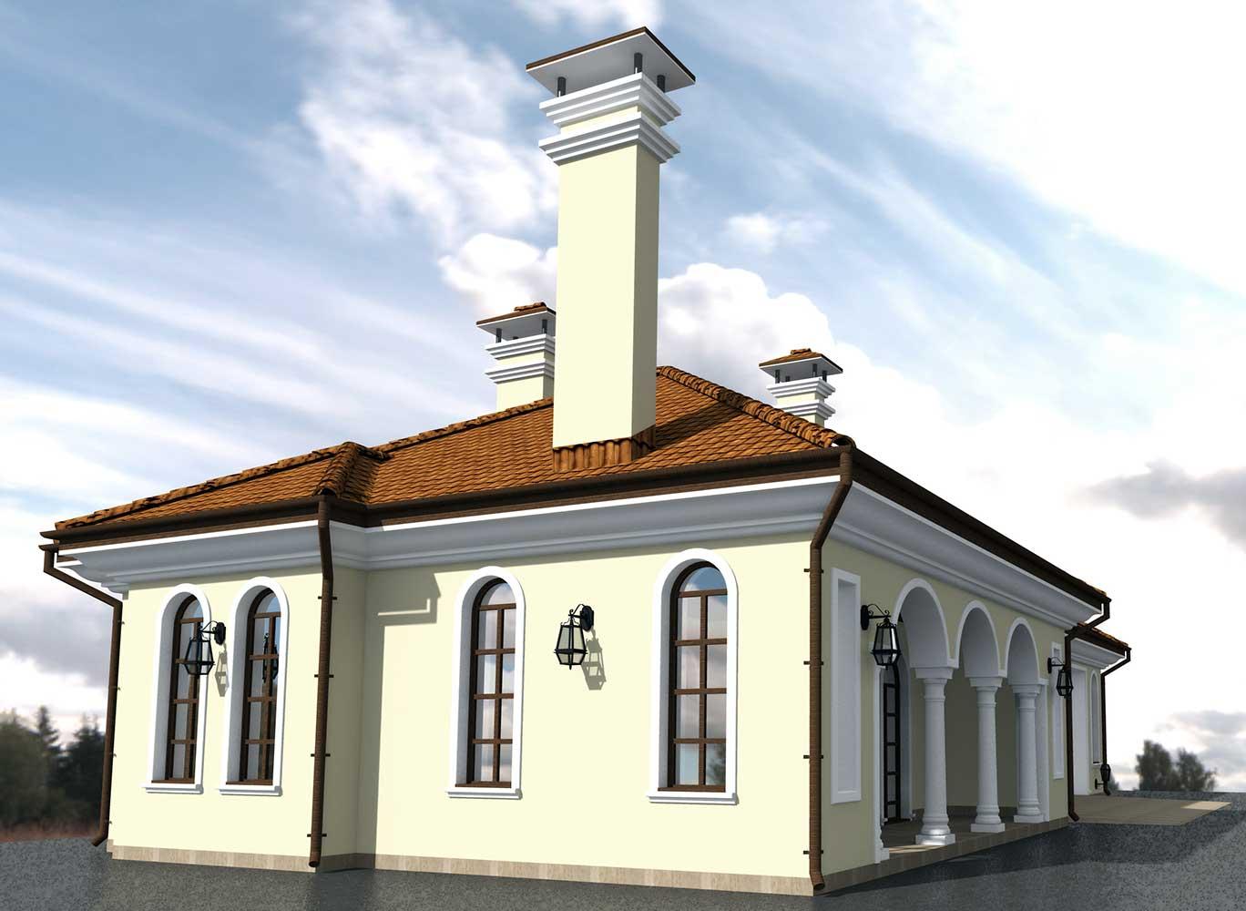 Жилой дом в г. Бар (фото 12)