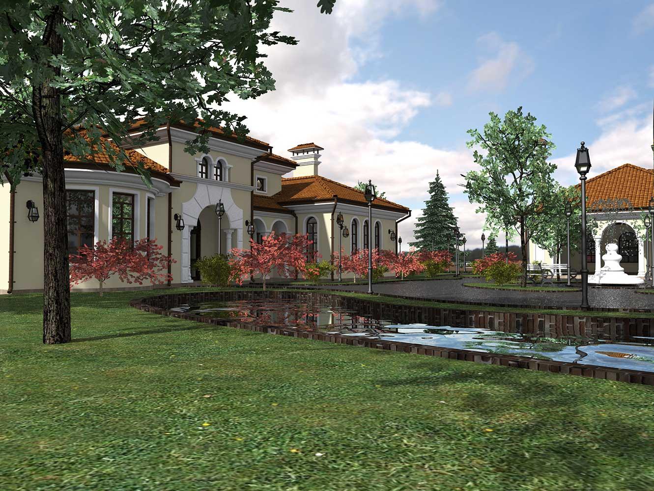 Жилой дом в г. Бар (фото 2)