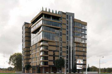 Многоэтажный торгово-бытовой комплекс с помещениями общественного назначения и паркинга (фото 2)