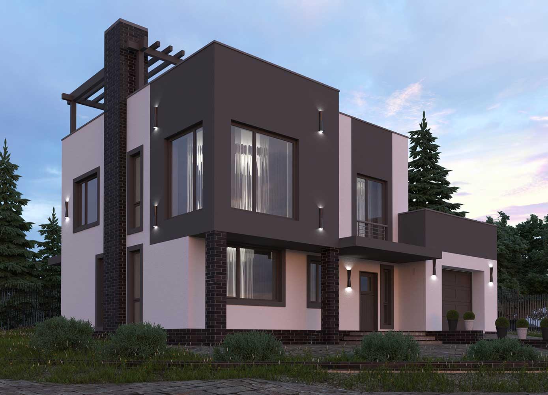 Жилой дом в г. Ладыжин (фото 2)