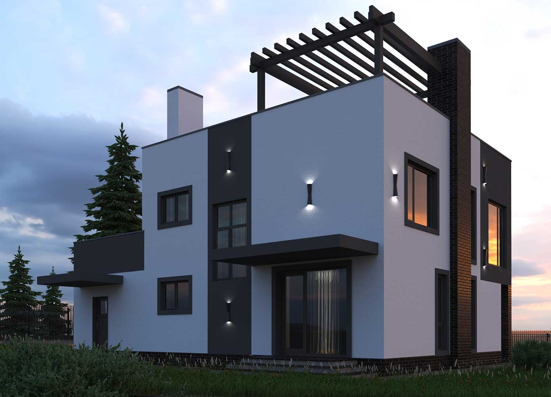 Жилой дом в г. Ладыжин (фото 3)