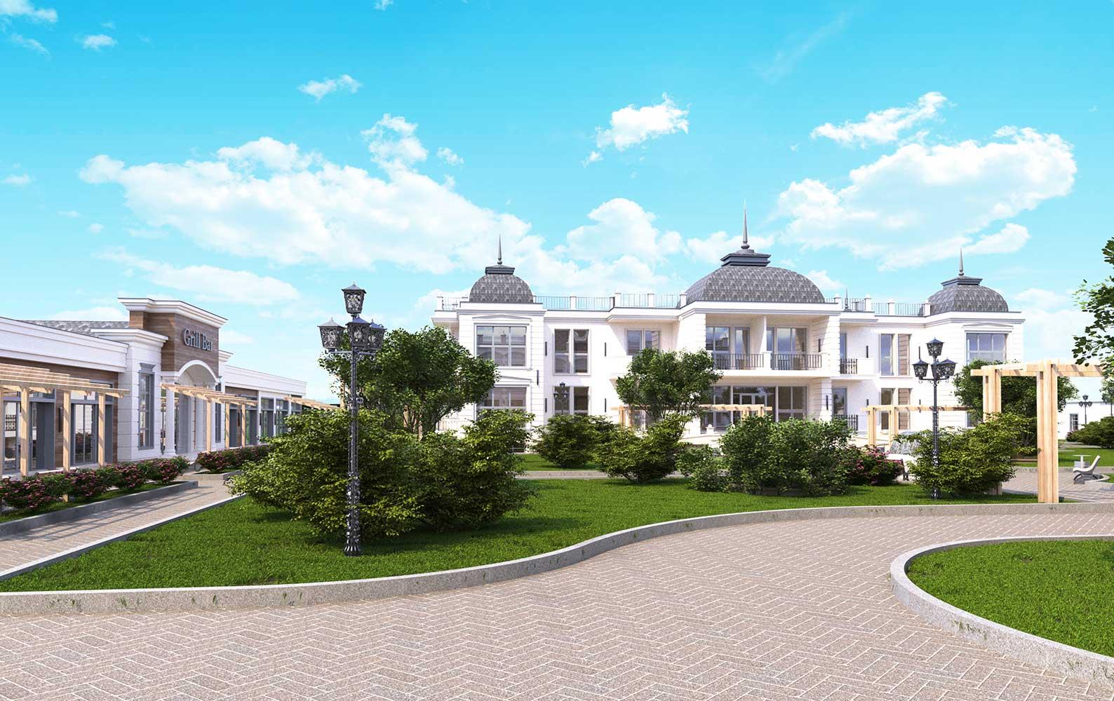 Ресторанно гостиничный комплекс в Виннице (фото 3)
