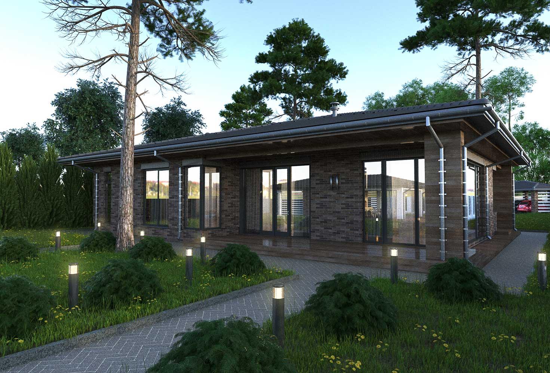 Жилой дом в с. Агрономическое (фото 3)