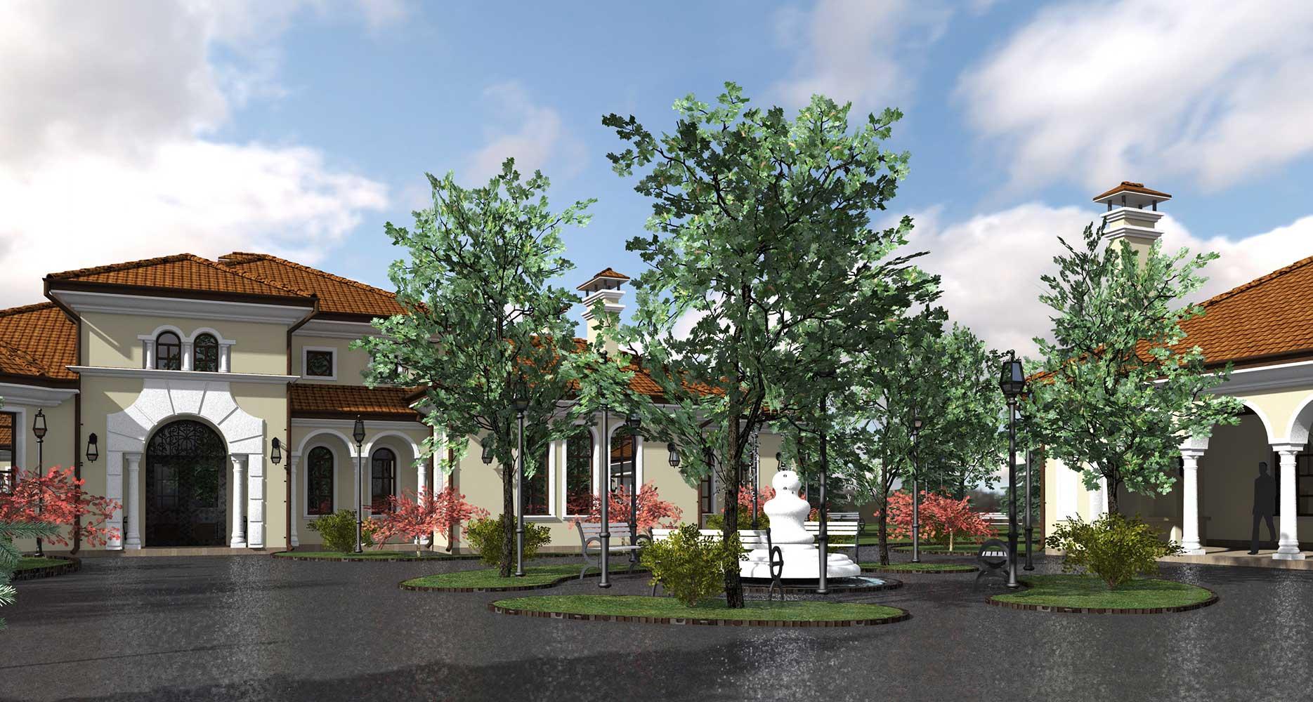 Жилой дом в г. Бар (фото 3)